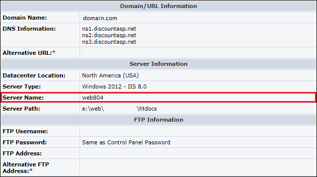Checking / Updating Outbound TLS 1 2 Support - DiscountASP NET